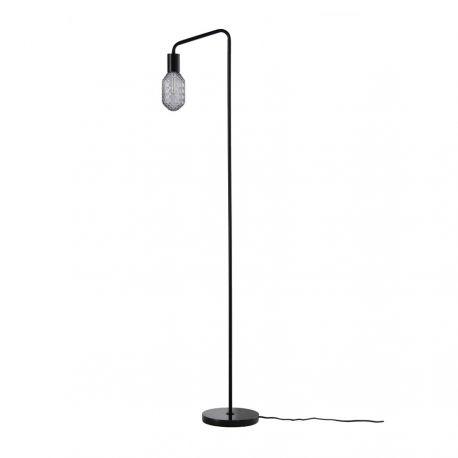 Frandsen Urban gulvlampe - Sort marmor