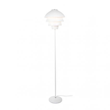Belid Valencia gulvlampe - Hvid