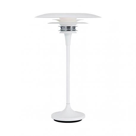 Belid Diablo mini bordlampe - Mat hvid