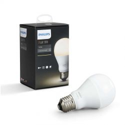 Philips Hue White E27 LED Pære