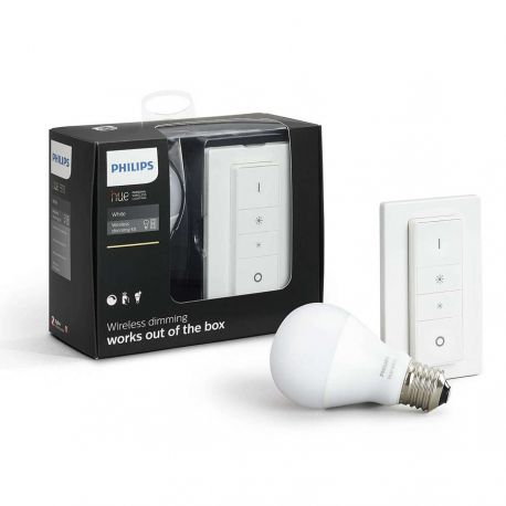 Philips Hue E27 White Dim kit