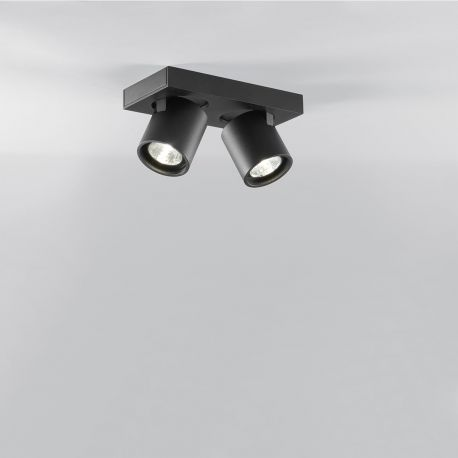 Light-Point Focus Mini 2 loftlampe m/2 spot