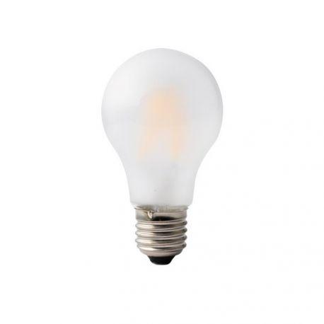 DLux LED standardpære - E27 6 Watt - Lightshine
