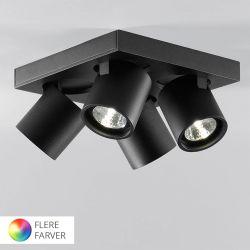 Light-Point Focus+ 4 loftlampe m/4 spot