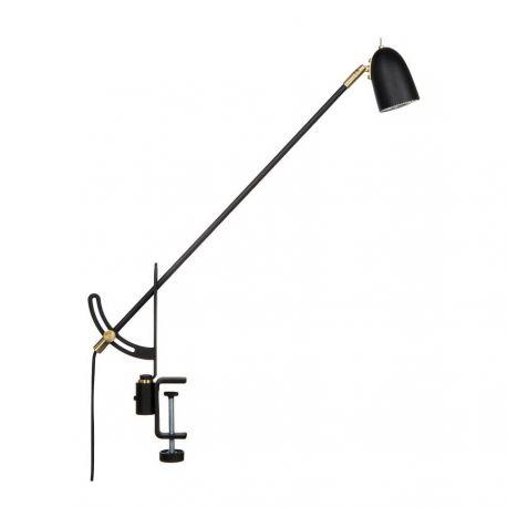 Belid Radiell bordlampe m/klemme