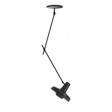 Grupa-Products Arigato loftlampe - Sort