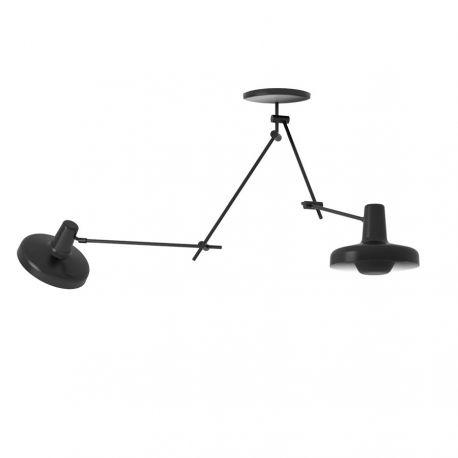 Grupa-Products Arigato loftlampe 2 - Sort