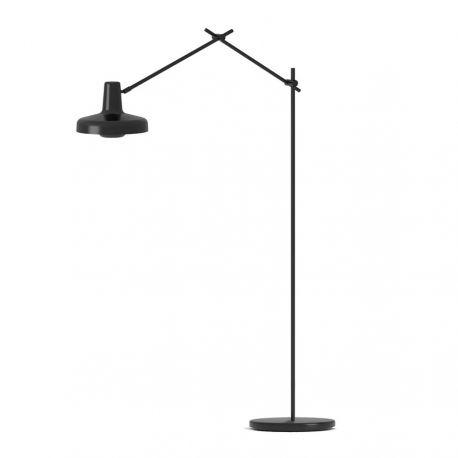 Grupa-Products Arigato gulvlampe - Sort