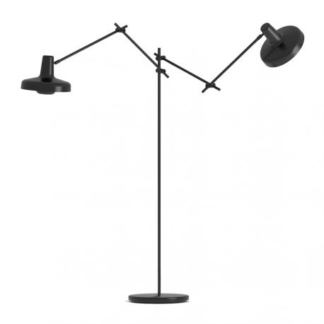 Grupa-Products Arigato gulvlampe 2 - Sort