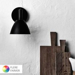 Bauhaus 90 W væglampe