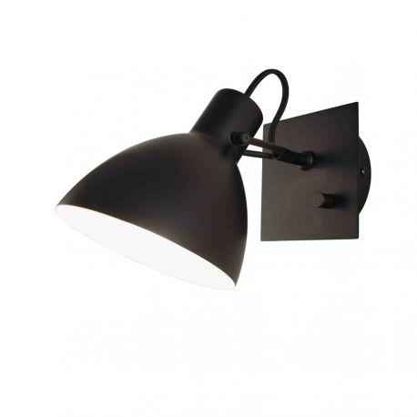 Focus væglampe fra Seeddesign - Sort