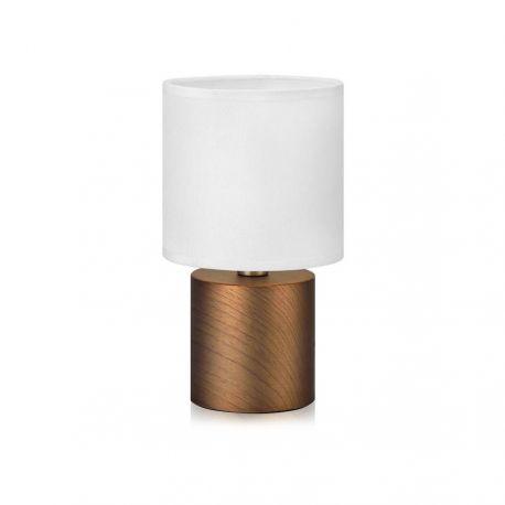 Markslöjd Gothia bordlampe - Valnød