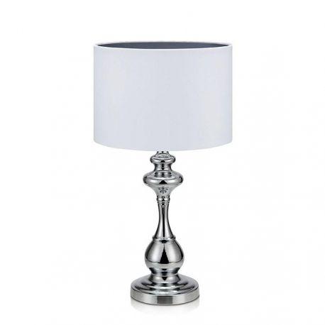 Markslöjd Connor bordlampe - Krom