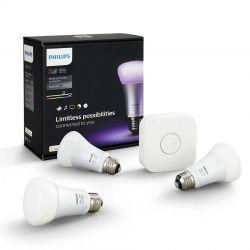 Philips Hue E27 Color starter kit
