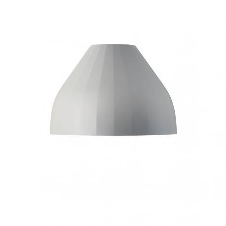 Le Klint Facet væglampe - Lysegrå