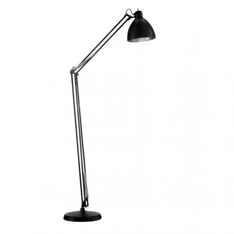 Archi F2 gulvlampe - Mat sort