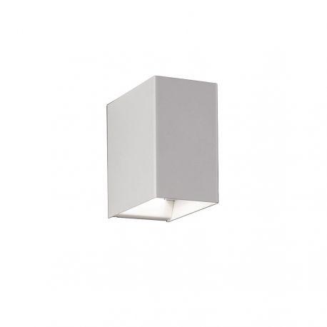 Studio Italia Design Laser AP8 væglampe - Hvid