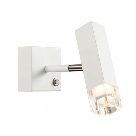 Nordlux Caddo væglampe - Hvid