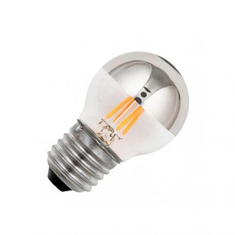 Deco LED Krone topforspejlet (Sølv) 3,5W E27 - GN Belysning