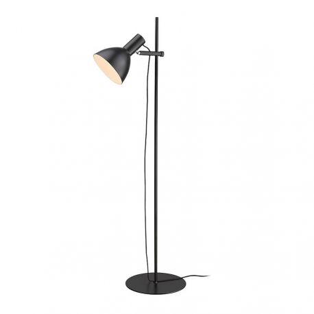 standerlampe design Baltimore standerlampe   Sort   Halo Design   Lys Lamper.dk standerlampe design
