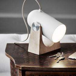 Le Klint Carronade bord/væglampe - Sand