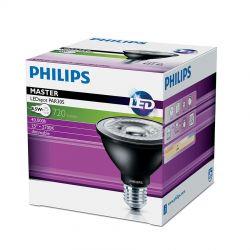 Philips LED Reflektor 8,5W (75W) Dæmpbar Varm hvid E27