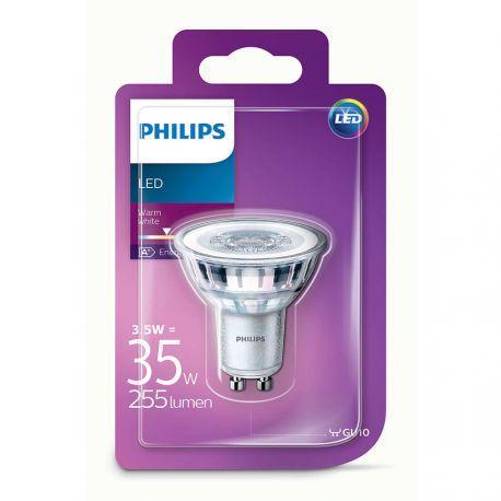 Philips LEDClassic Spot 3,5W (35W) Varm hvid GU10