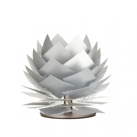 PineApple XS G9 bordlampe - Alu look