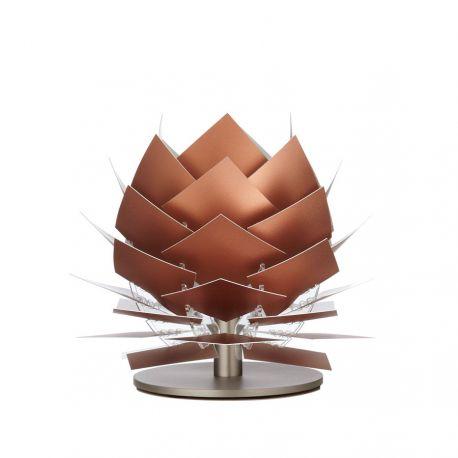 PineApple XS G9 bordlampe - Kobber look