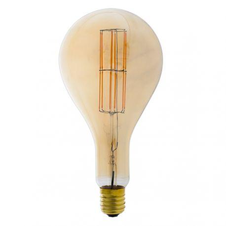 Calex XXL LED Filament - Splash (Gold) - E40