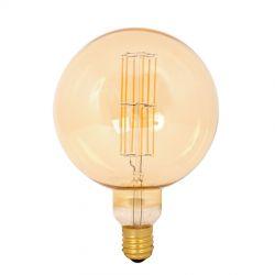 Calex XXL LED Filament - Megaglobe (Gold) - E40