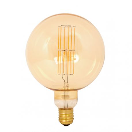 Calex XXL LED Filament - Megaglobe (Gold) - E40