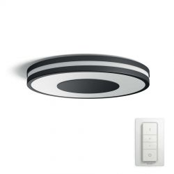 Philips Hue Connected Being Plafond - Sort