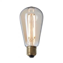 NielsenLight LED Drop Deluxe dekorationspære E27 2W