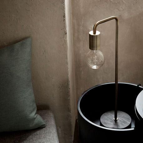 Frandsen Cool bordlampe - Antik messing