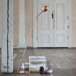 Frandsen Ball gulvlampe - Kobber