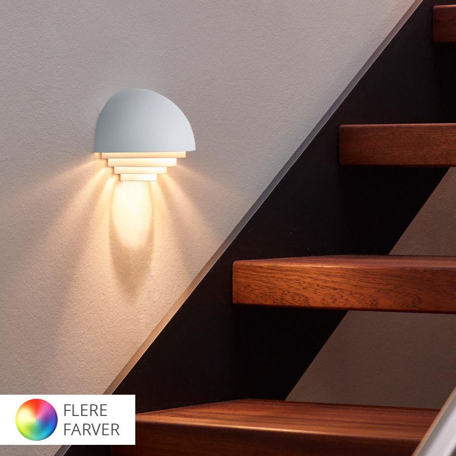 Moderne Herstal Motown væglampe - Large - Lys-Lamper.dk LX03