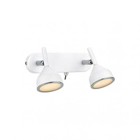 Markslöjd Bell dobbelt væglampe
