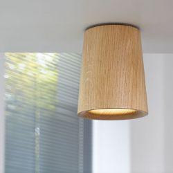 Terence Woodgate SOLID Cone Downlight - Egetræ
