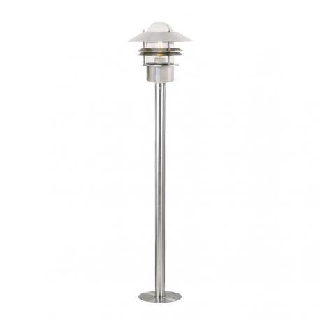 Nordlux Blokhus havelampe - Rustfrit stål