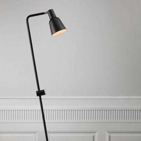 Nordlux Patton gulvlampe - Sort