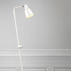 Nordlux Patton gulvlampe - Hvid