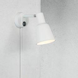 Nordlux Patton væglampe - Hvid