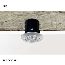 Raxon LD600 SafeSpot LED GU10 - Alu