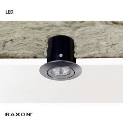 Raxon LD600 SafeSpot LED GU10 - Satin chrom