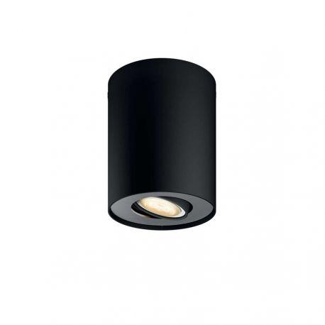 Philips Hue Pillar Spot - Sort