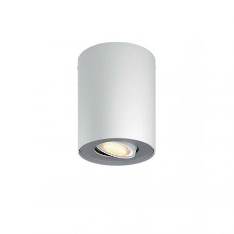 Philips Hue Pillar Spot - Hvid