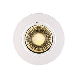 Nordlux Freja LED indbygningsspot - Hvid