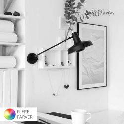 Grupa-Products Arigato væglampe (kort arm)