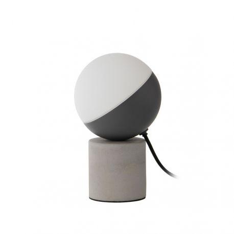 Fabian Mini bordlampe - Beton